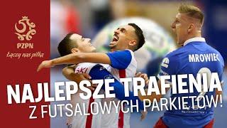 Łączy nas Futsal. BEST of 2020: TOP 10 GOLI w polskim FUTSALU