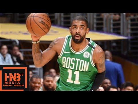 Boston Celtics vs Los Angeles Lakers Full Game Highlights / Jan 23 / 2017-18 NBA Season
