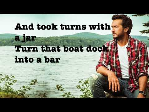 Sunrise, Sunburn, Sunset - Luke Bryan (Lyrics)