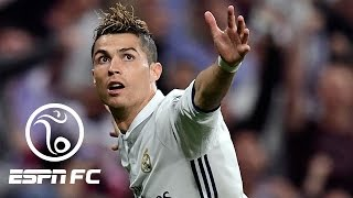 ESPN FC Celebrates Cristiano Ronaldo | ESPN FC