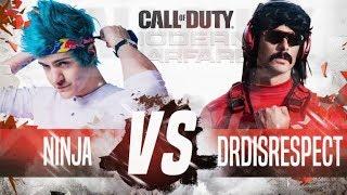 Ninja VERSUS DrDisrespect in HIGH-END Modern Warfare Tournament