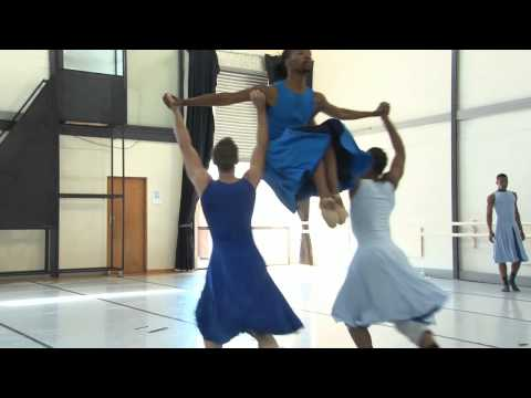 Cape Dance Company presents BLUE at Artscape Theatre - Teaser