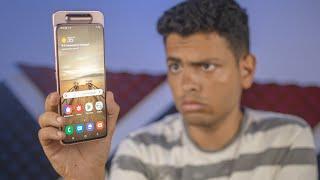 Samsung A80 ما لم تتوقعه من سامسونج -