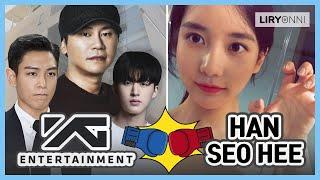 YG vs HAN SEO HEE ¿Quién MIENTE? (El caso de TOP de BIG BANG y B.I. de IKON)