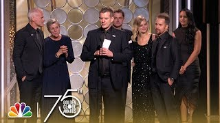 Three Billboards Outside Ebbing, Missouri Wins Best Motion Picture, Drama at the 2018 Golden Globes