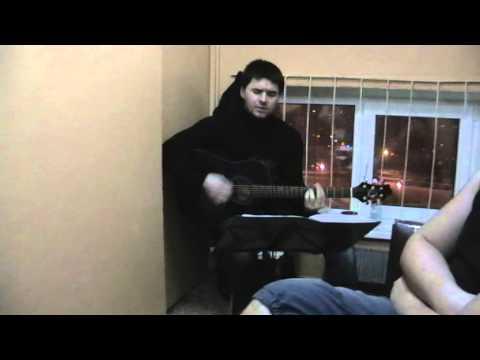 Петлюра - Ты одна стоишь у клена (кавер-версия)