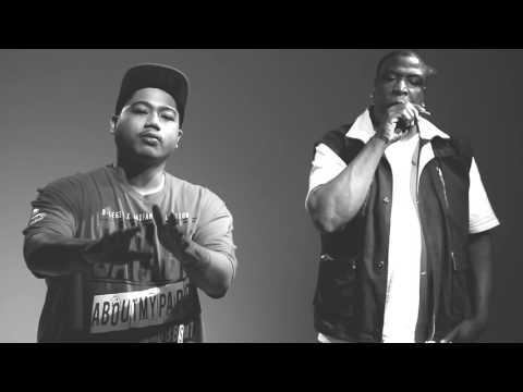 B Legit - My Prescription (ft. Taj-He-Spitz, Ocky Ocky, 4Rax) (official video)