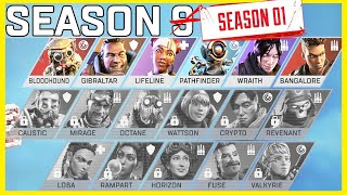 Apex Legends Season 9 Is Finally Here! ... Except Its Only OG Legends