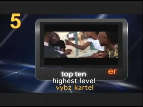 Top Ten - May 12 2017