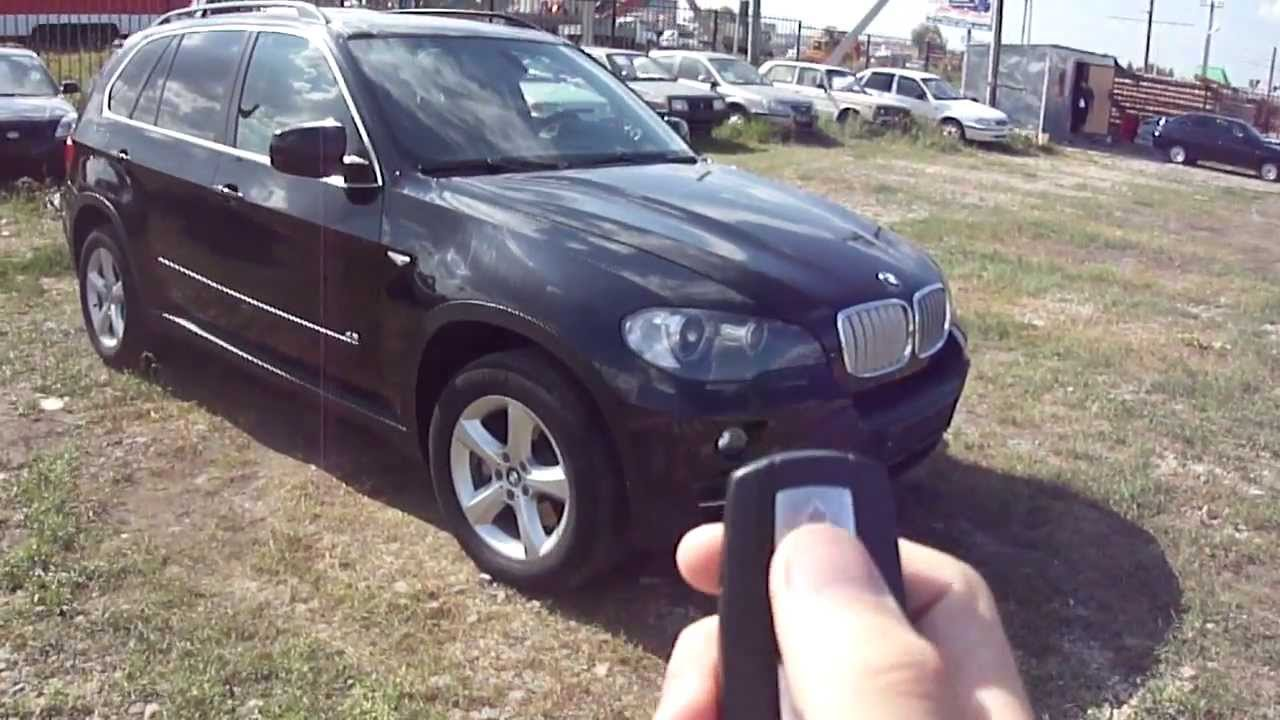 2008 bmw x5 start up engine and in depth tour youtube. Black Bedroom Furniture Sets. Home Design Ideas