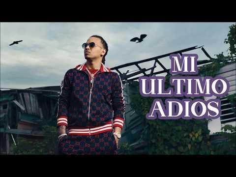 √ ME ULTIMO ADIOS (video con letra) HD [2018]