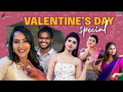 Valentine's day special with Jabardasth Varsha and Imanuel- Himaja, Rowdy Rohini