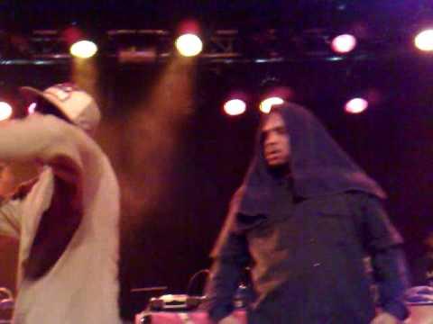 tha alkaholiks - hip hop drunkies live