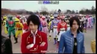 Super Sentai Power Ranger Names