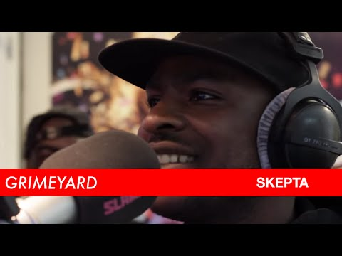 GRIMEYARD: Skepta Interview & Freestyle (+ DJ Maximum)