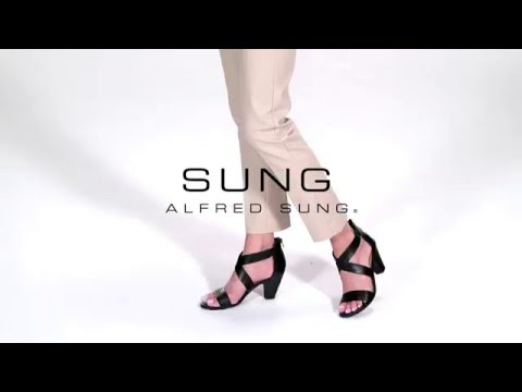 SUNG by Alfred Sung Spring 2016 Collection