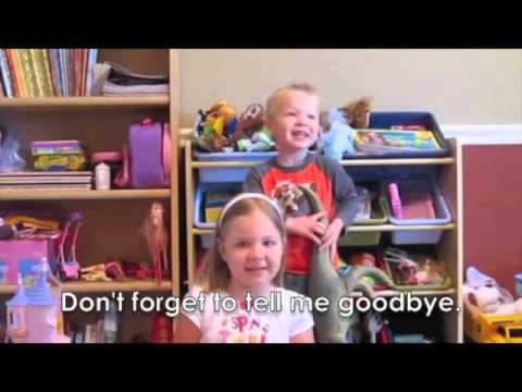 Parenting Pointer - Learning to say goodbye