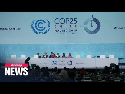 COP 25 and the US Election