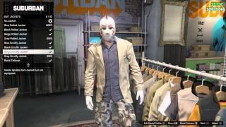 Tutorial: How to Dress as Jason Voorhees on GTA Online