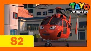 Tayo Air der mutige Hubschrauber l Spielzeit 2 Folge 21 l Tayo Der Kleine Bus