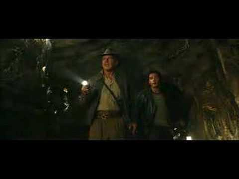 Indiana Jones and the Kingdom of the Crystal Skull'