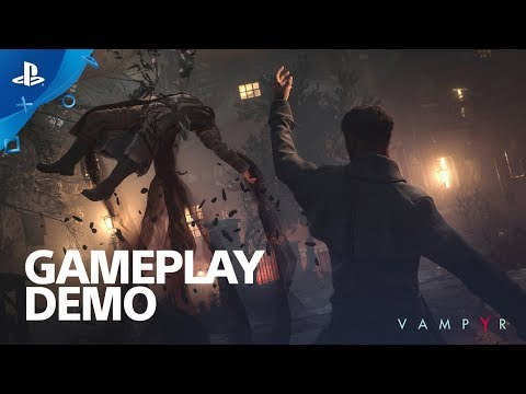 Vampyr Video Screenshot 2
