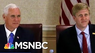 Top Pick To Replace Chief Of Staff John Kelly Says No Thanks | Velshi & Ruhle | MSNBC