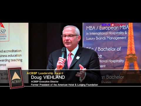 Présentation de ACBSP Student Leadership Award