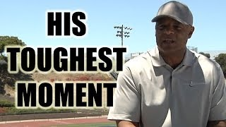 Warren Moon: His toughest moments
