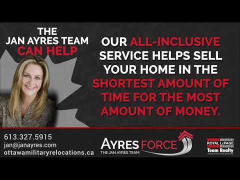 Jan Ayres Ottawa Real Estate
