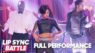 Ruby Rose Performs 'Raise Your Glass' | Lip Sync Battle