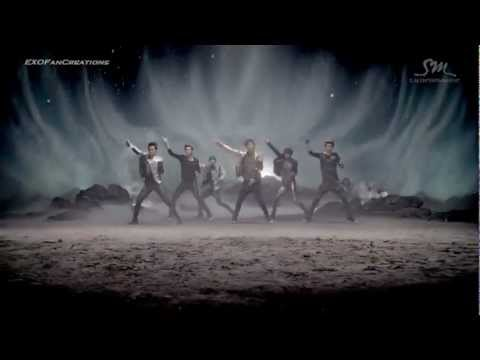 EXO-M - TWO MOONS (Feat. Key) MV 双月之夜