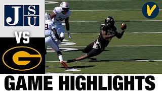 Jackson State vs Grambling Highlights | 2021 Spring College Football Highlights
