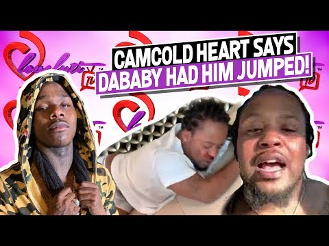 """DaBaby addresses Cam Cold Heart stating he was JUMPED by his security ~folks LOVE To Play Victim"""""""