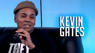 Kevin Gates Reveals Advice From Monica & How His Wife Saved His Life