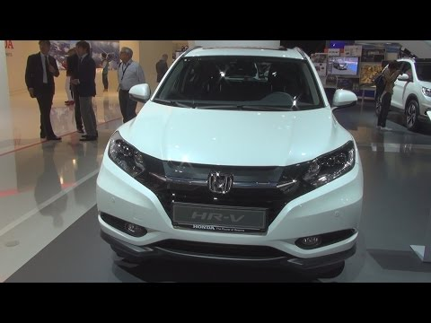 Honda HR-V 1.6 Executive (2016) Exterior and Interior in 3D