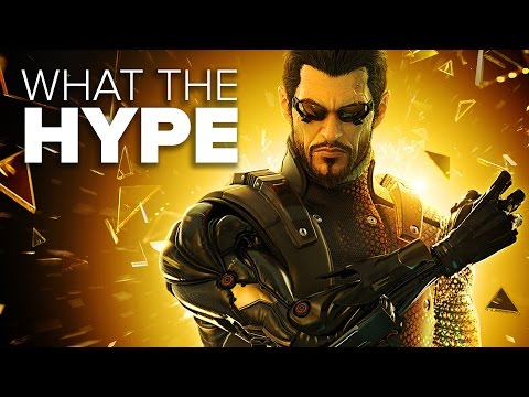 Deus Ex: Mankind Divided - What the Hype?