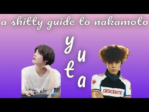 a shitty guide to nakamoto yuta