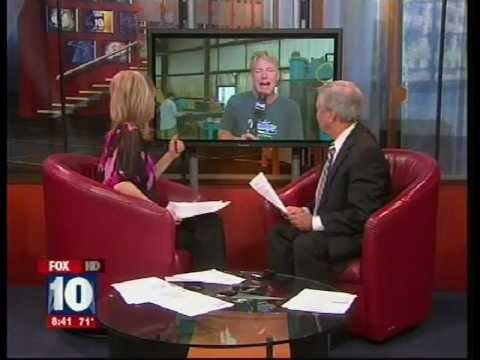 Bonded Logic - Fox 10 Morning Show Appearance