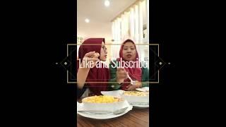 Pizza in salatiga Jawa tengah Indonesia   just music   eating ASMR #vlog2 #edisisolo