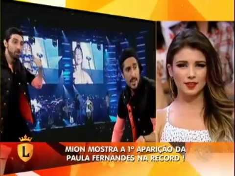 Baixar Legendários Vale a Pena Ver Direito com Paula Fernandes parte 1 08/12/2012