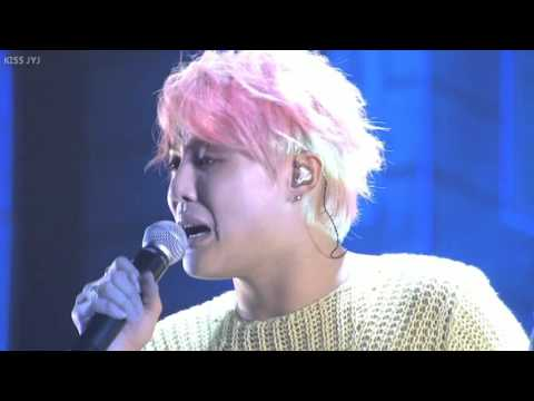 [Live] XIA Junsu - Tohoshinki Medley (2014 THE BEST BALLAD SPRING TOUR CONCERT IN JAPAN DVD)