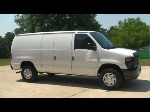 ford  econoline cargo work van xlt  sale