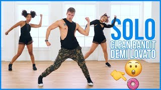 Solo - Clean Bandit ft. Demi Lovato   Caleb Marshall   Dance Workout