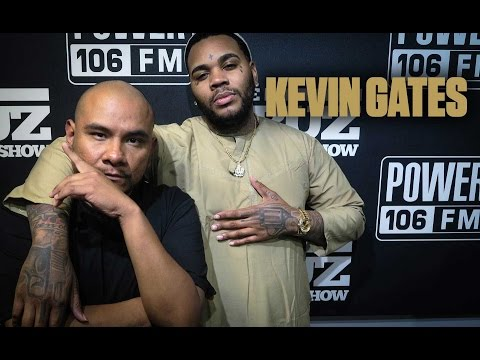Kevin Gates Talks Reaching Out To Gucci Mane + Jail Time