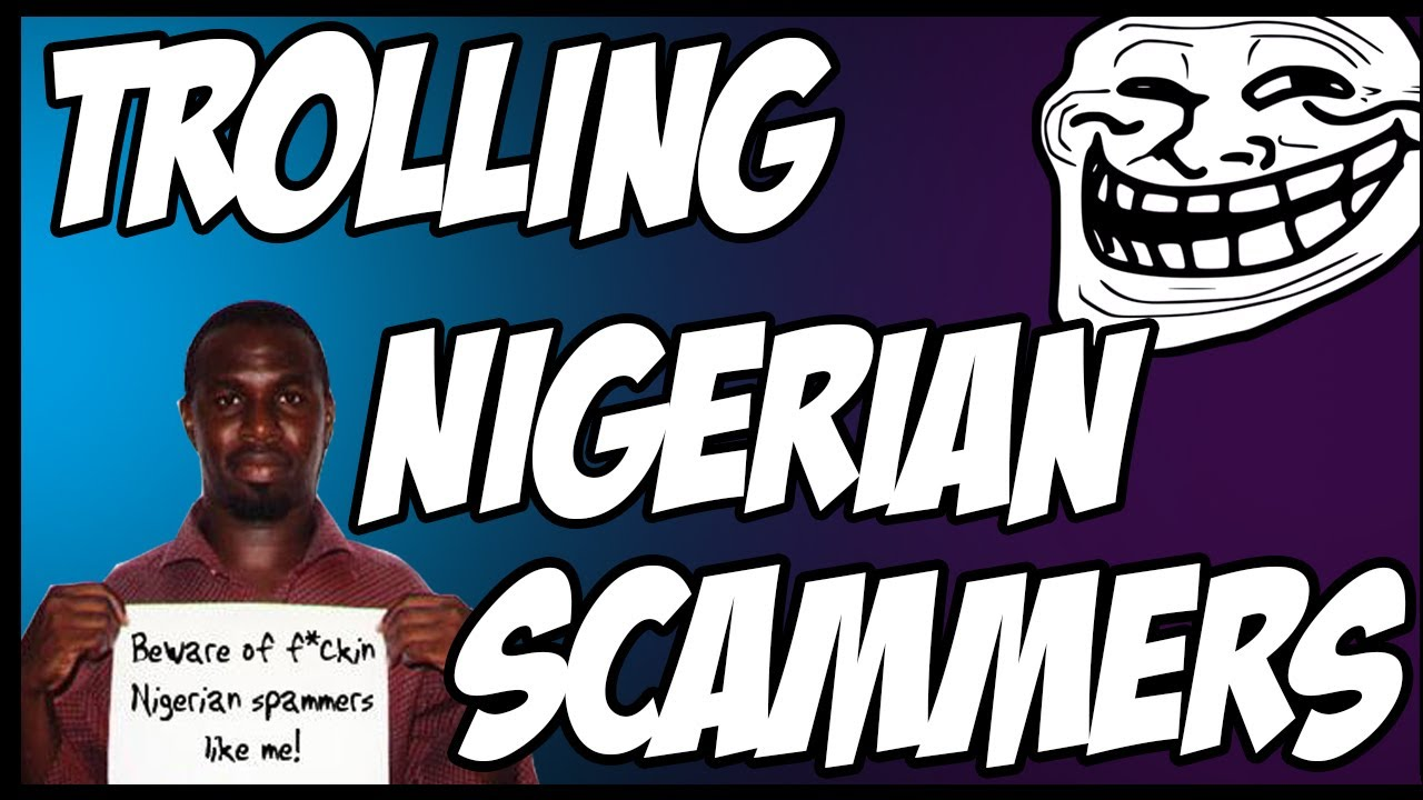 Speak of the Devil: Name Hijacking Scammers From Hell  Craigslist Nigerian Scam Meme