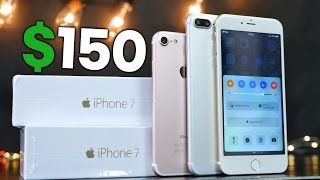 $150 iPhone 7 & 7 Plus Clones Unboxing!