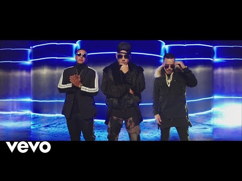 Wisin, Yandel, Daddy Yankee - Todo Comienza en la Disco (Official Video)
