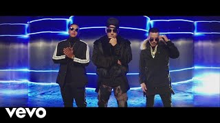 Wisin, Daddy Yankee, Yandel - Todo Comienza en la Disco (Official Video)