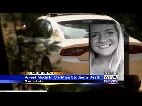 Texas man arrested for murder of Ole Miss student Ally Kostial